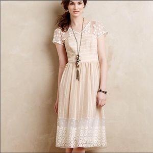 Anthropologie Poema Dress